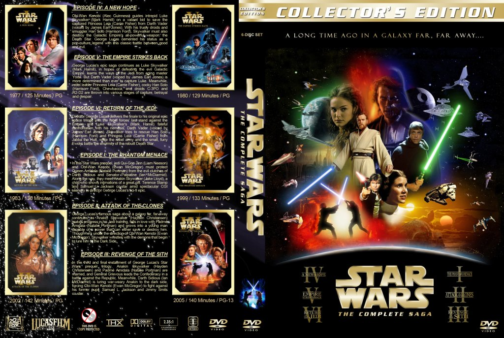 a classic struggle between good and evil in star wars by george lucas