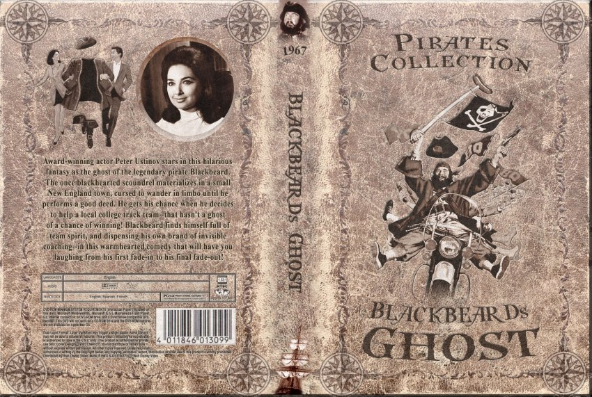 Pirates collection - blackbeards ghost