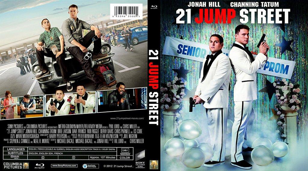 21 Jump Street Movie Blu Ray Custom Covers 21 Jump Street 2012 Custombd Dvd Covers