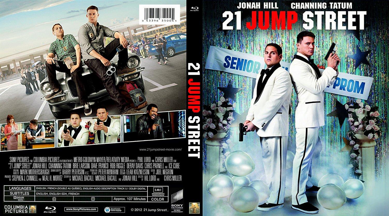 21 Jump Street - Movie Blu-Ray Custom Covers - 21 Jump ...