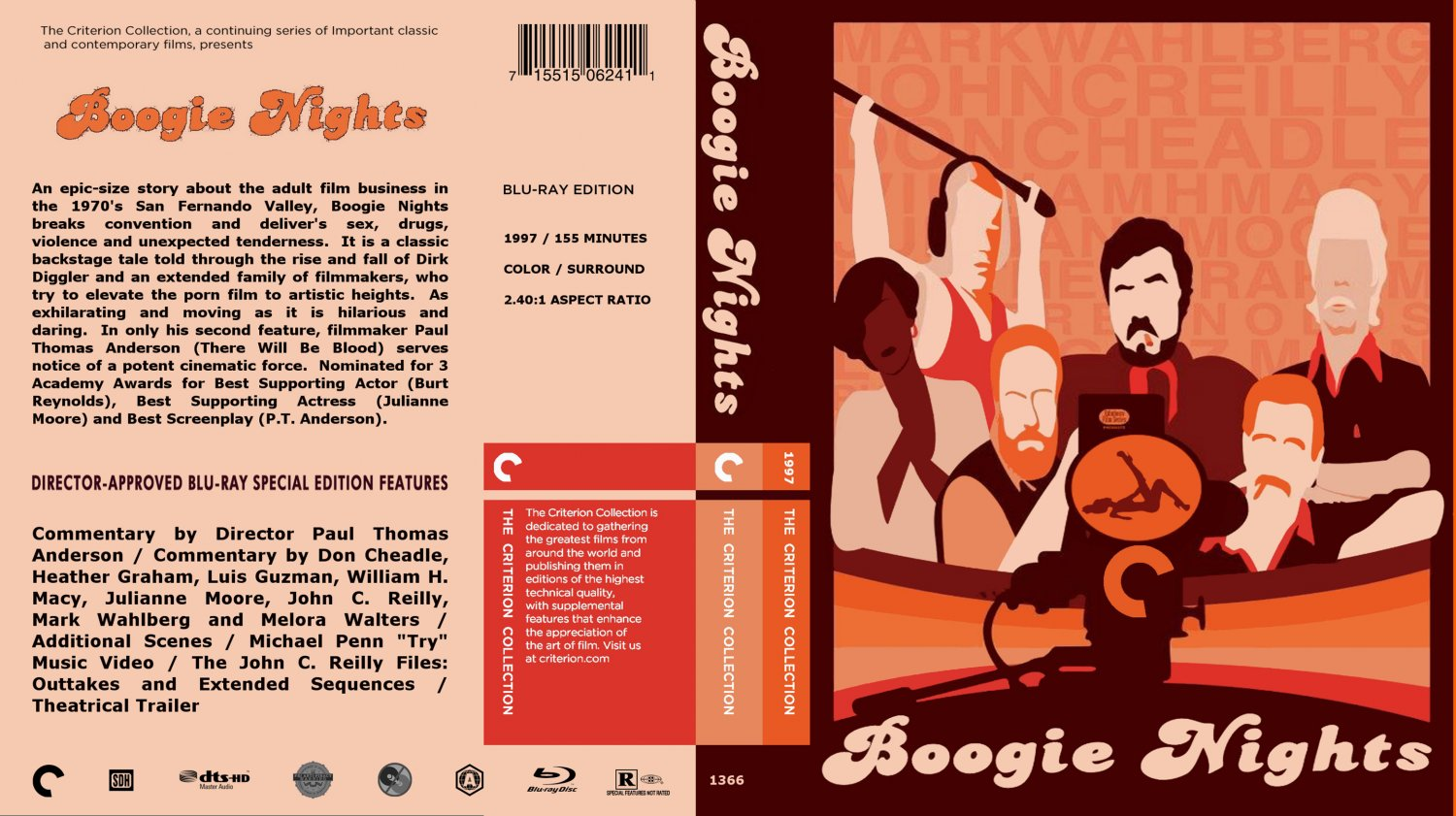 Boogie nights dvd cover think