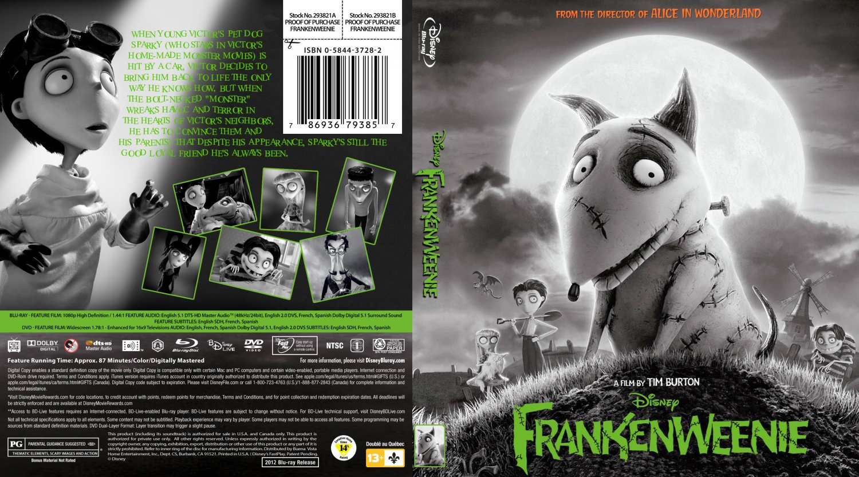 Frankenweenie games