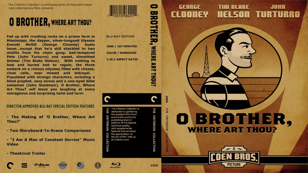 o brother where art thou and the odyssey essay The odyssey, is a legendary tale written by david adams leeming this epic tells the story of a wise man named odysseus who struggled to return back the first and most obvious similarity between the movie and the text are the main character's names in o brother where art thou, ulysses means.