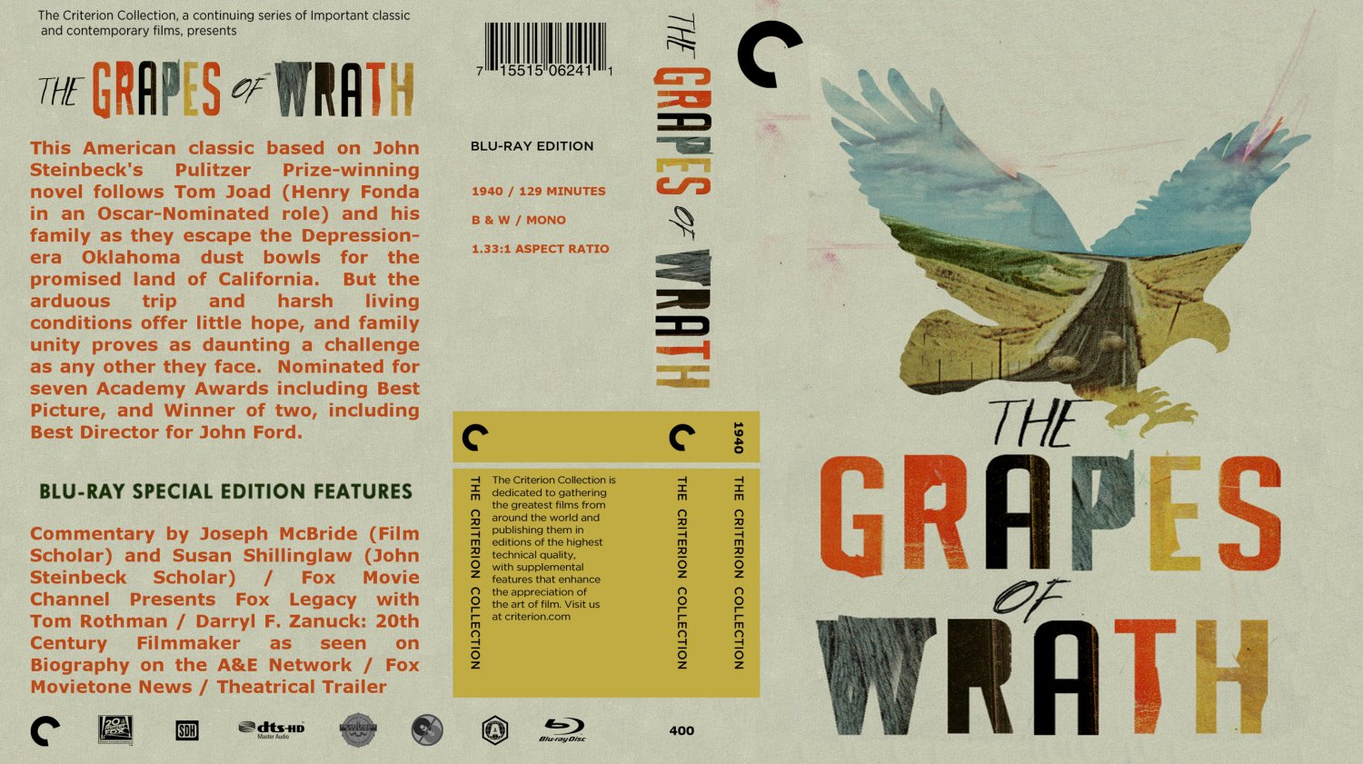 the grapes of wrath 3 essay