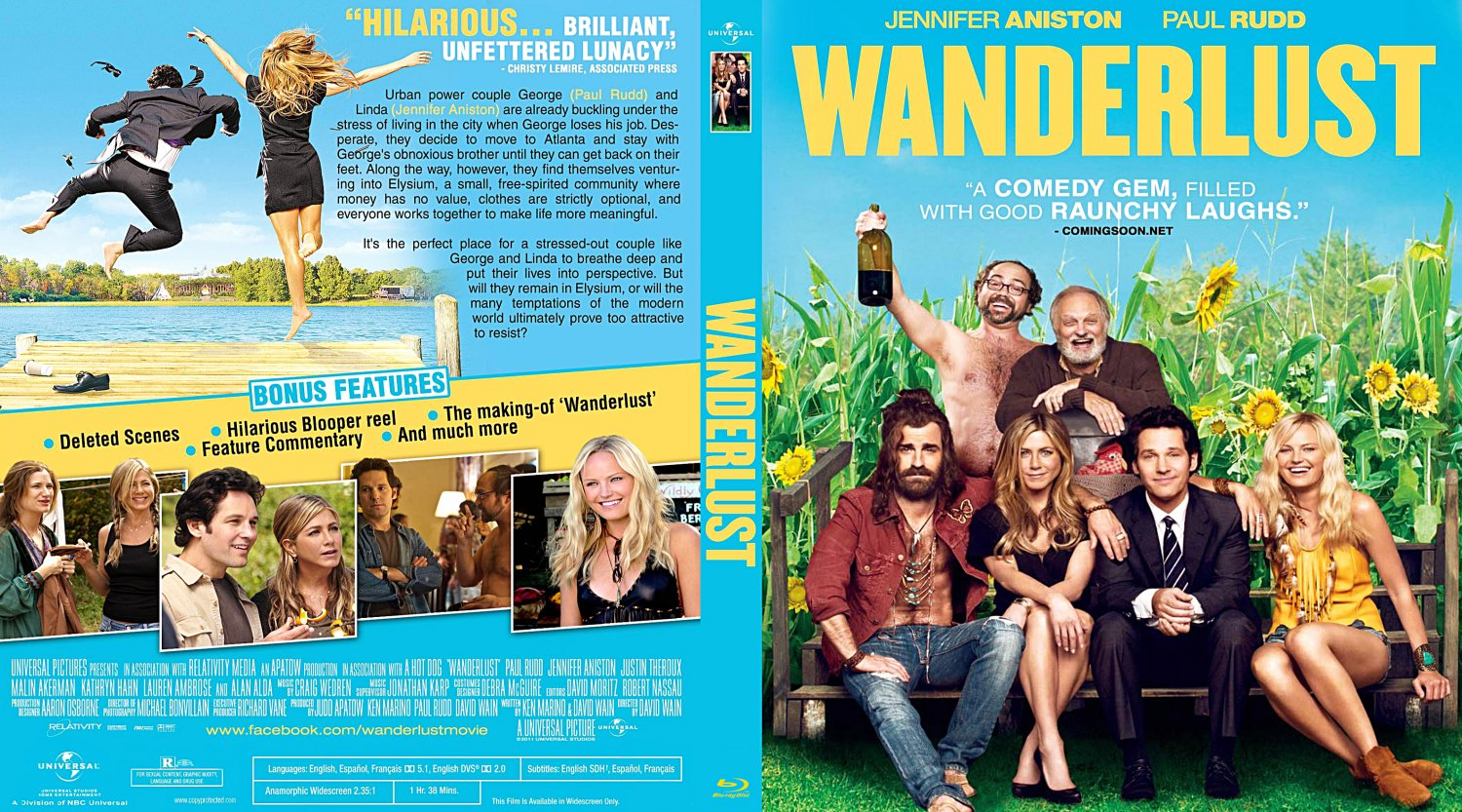 Wanderlust - Movie Blu-Ray Custom Covers - Wanderlust 2012 CustomBD ...: www.dvd-covers.org/art/Blu_Ray_Covers/Movie_Blu-Ray_Custom_Covers...