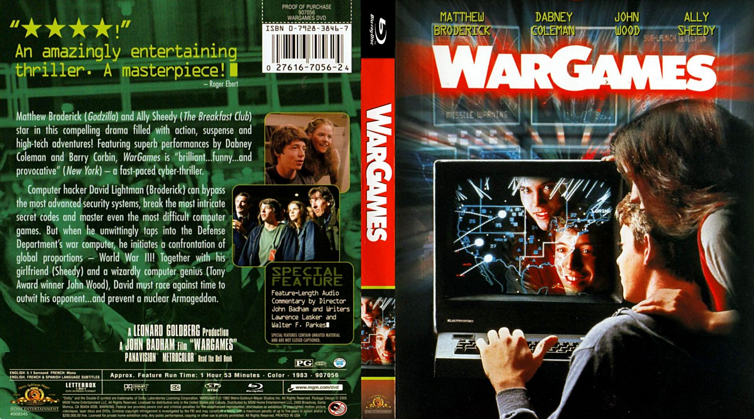 Displaying 15> images for - war games movie