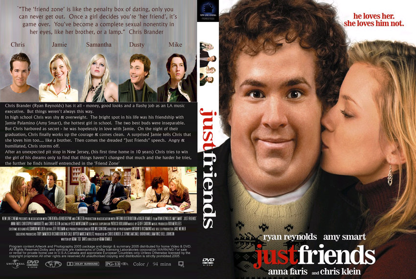 Just Friends - Movie DVD Custom Covers - 2873Just Friends - swampdogk ...: www.dvd-covers.org/art/DVD_Covers/Movie_DVD_Custom_Covers/2873Just...