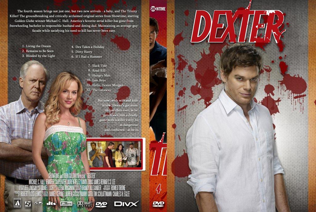 Dexter Temporada 4 [mkv] [HDTV] [Blu-Ray] - Identi