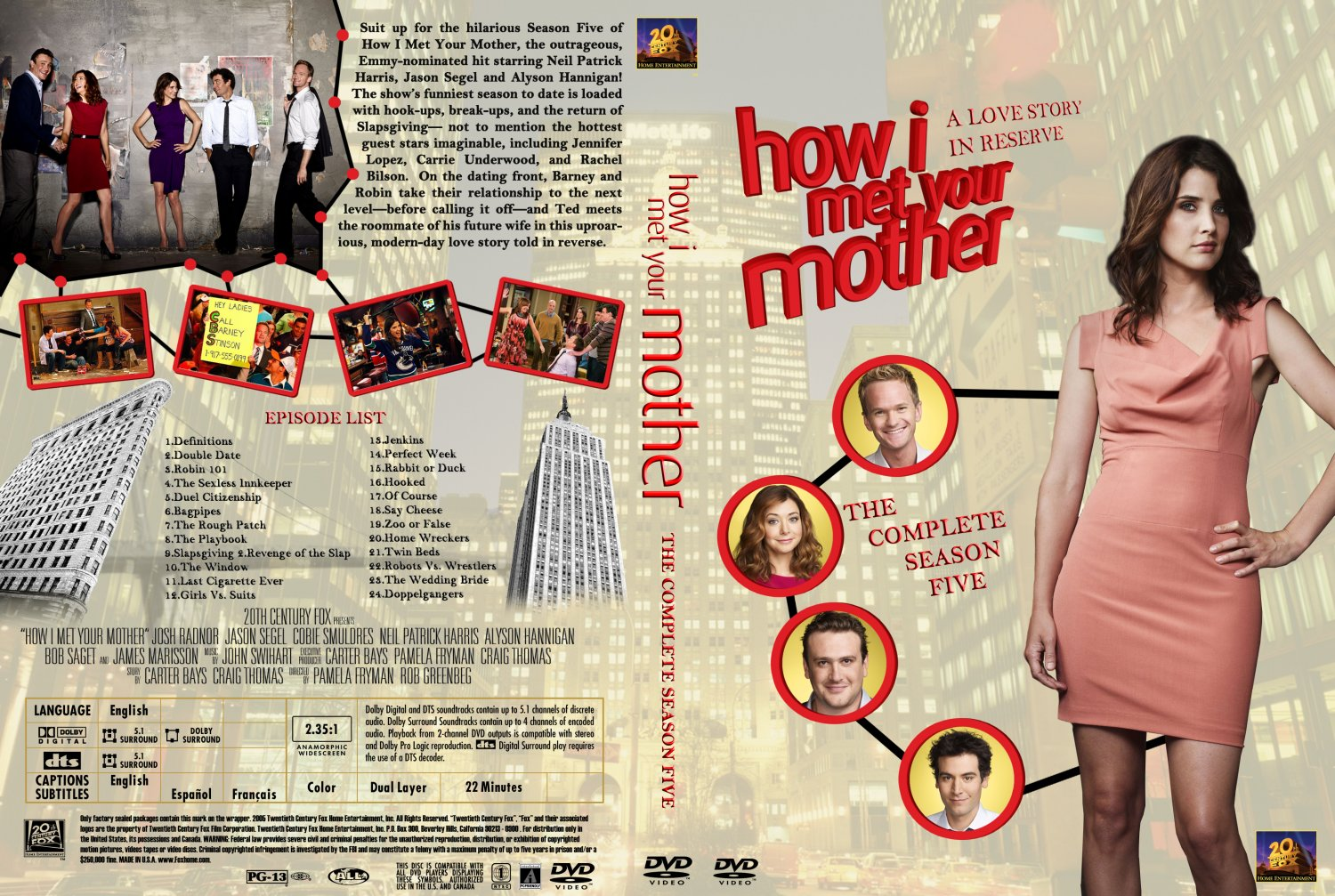 Download How I Met Your Mother Season 4