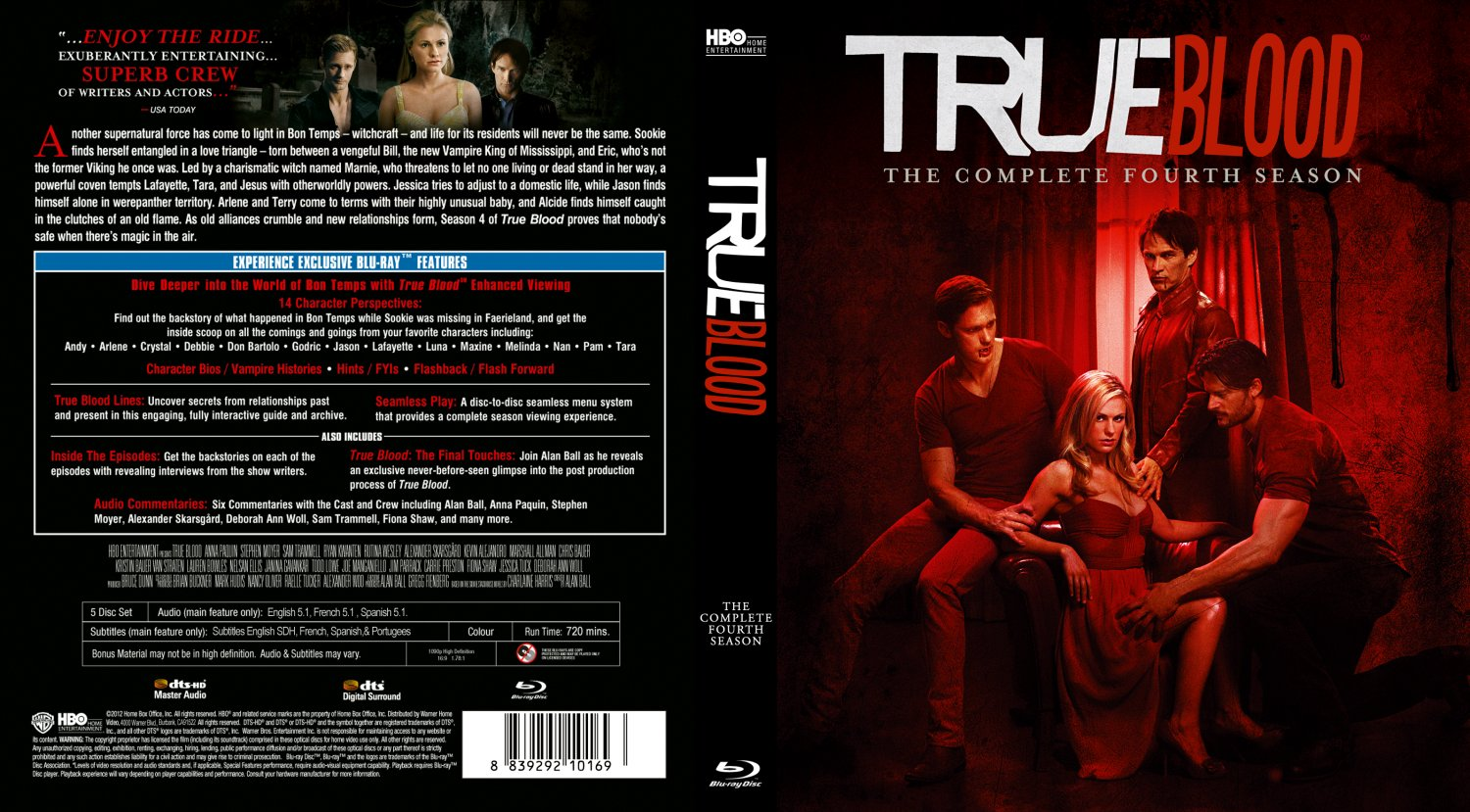what is true blood