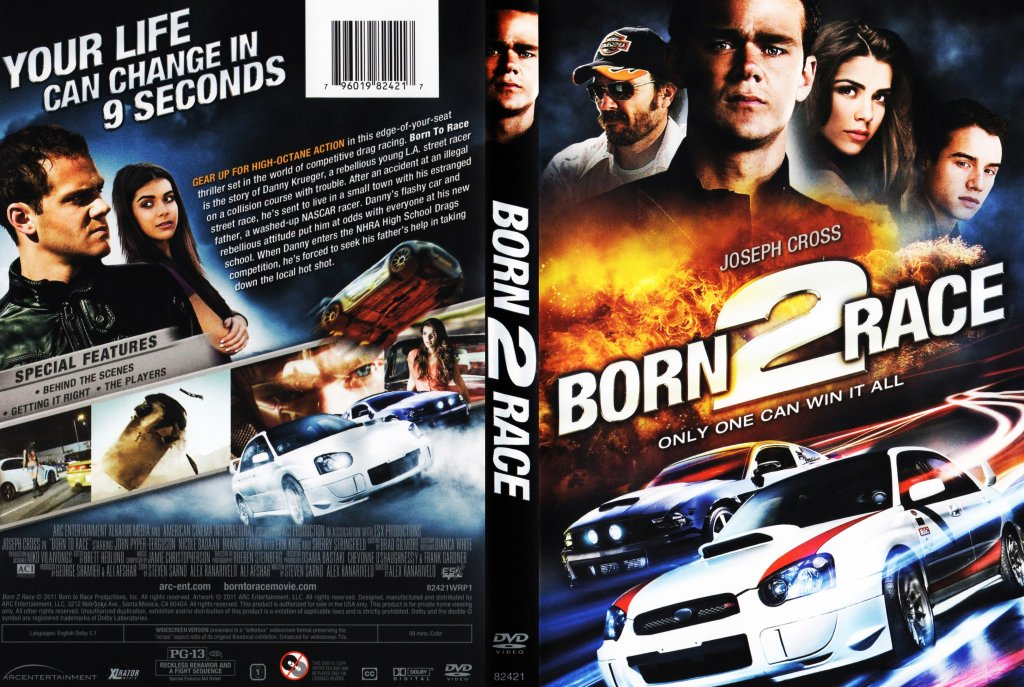 born to race movie dvd scanned covers born to race dvd covers. Black Bedroom Furniture Sets. Home Design Ideas