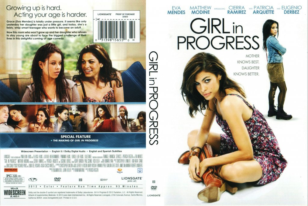 Girl in progress movie rather valuable