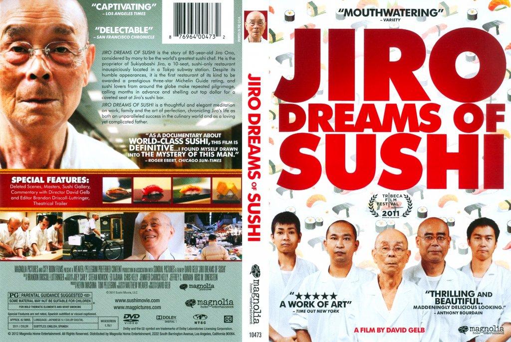 Jiro Dreams of Sushi: uma história de superação, disciplina, inspiração, reconhecimento e paixão