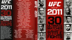 UFC Best Of 2011 - Bluray In
