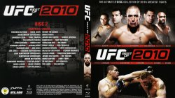 UFC Best Of 2010 - Bluray in2