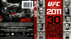 UFC Best Of 2011 - Bluray