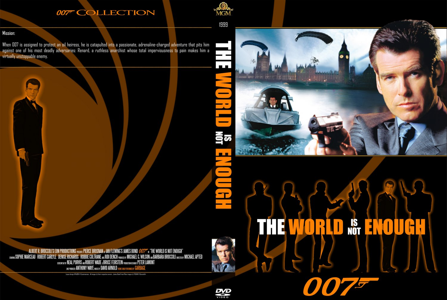 The gallery for --> Casino Royale Dvd The World Is Not Enough Dvd