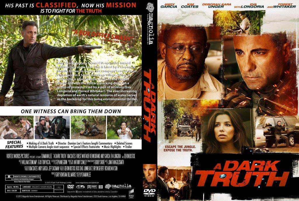 A Dark Truth - Movie DVD Custom Covers - A Dark Truth 2012 Cover ...