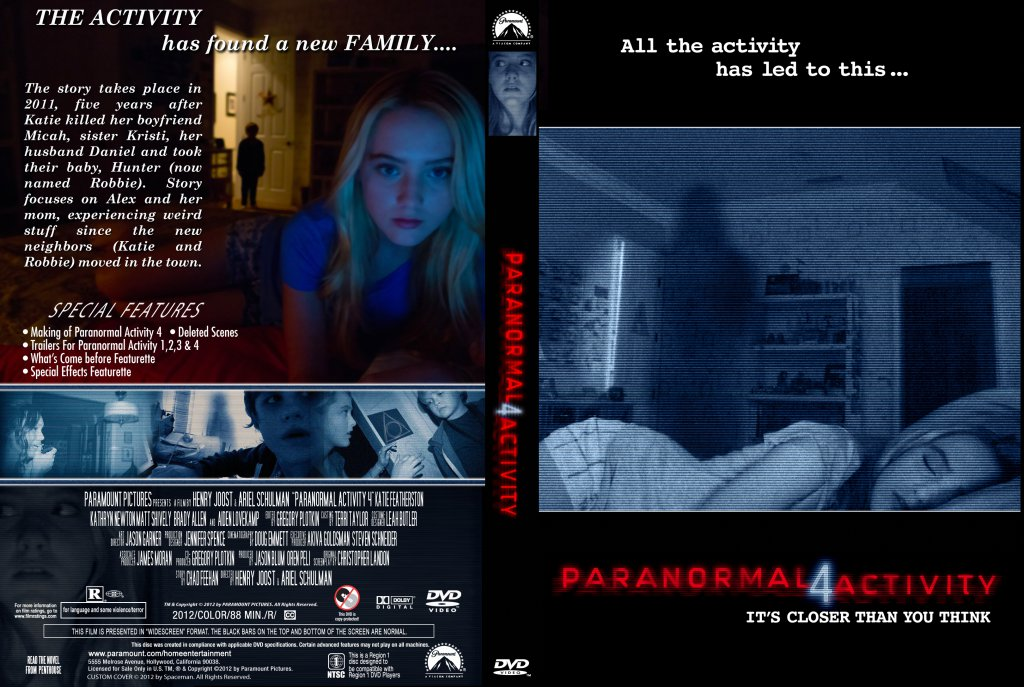 paranormal activity 5 cover - photo #3