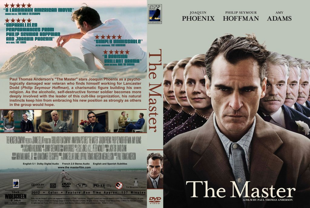 the master movie dvd custom covers the master dvd