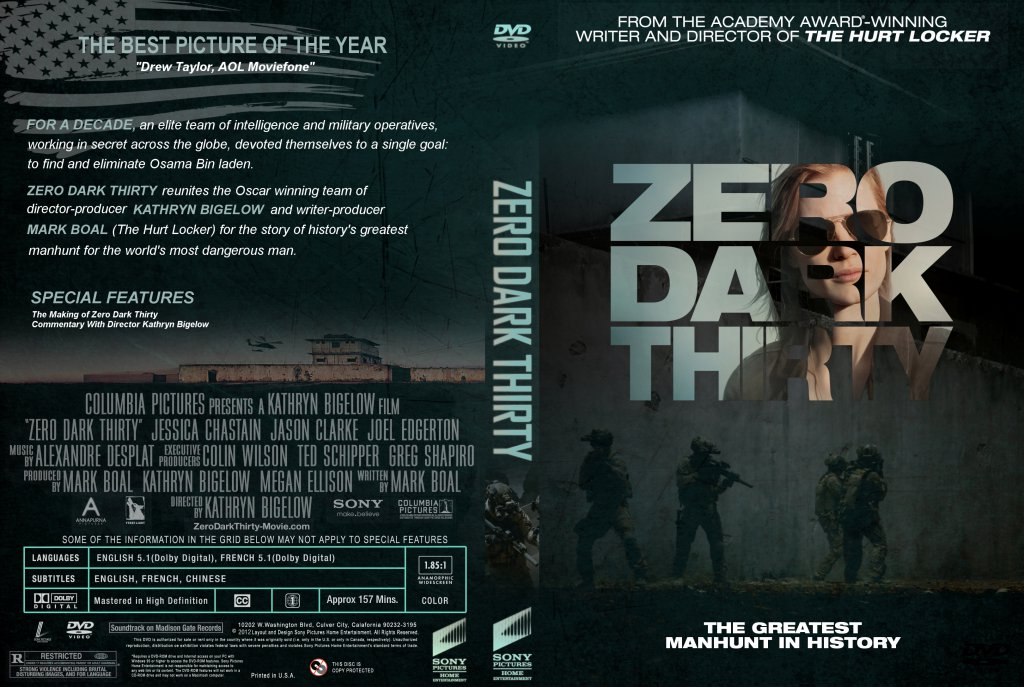 on the film zero dark thirty Watch zero dark thirty movie trailers, exclusive videos, interviews from the cast, movie clips and more at tvguidecom.