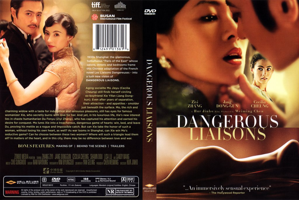a comparison of cruel intentions and dangerous liaisons in game of love themes Despite having a love/hate relationship with doll and dummy films i figured dangerous liaisons still remains at the top of my list even cruel intentions.