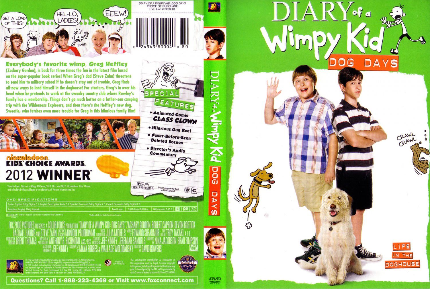 Diary Of A Wimpy Kid Movie Dog Days Full Movie