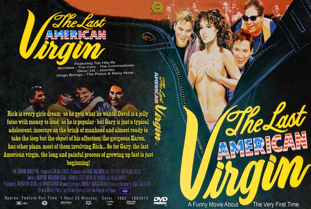 movies - the last american virgin