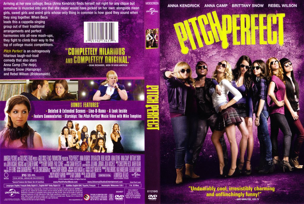 Pitch perfect dvd release date in Wellington