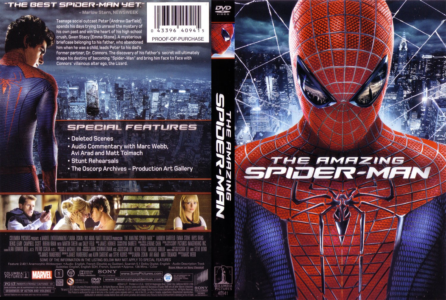 Make your own spiderman movie