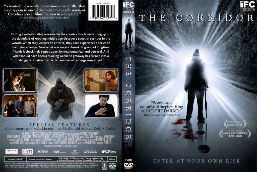 The corridor movie dvd scanned covers the corridor dvd covers sciox Images