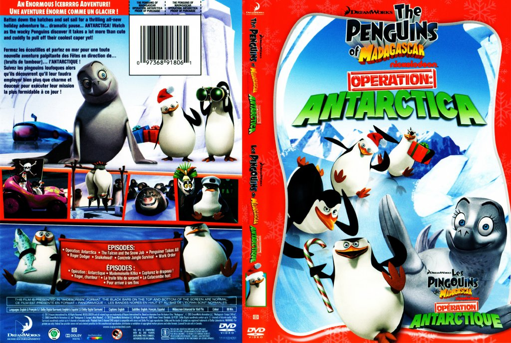The Penguins Of Madagascar Operation Antarctica