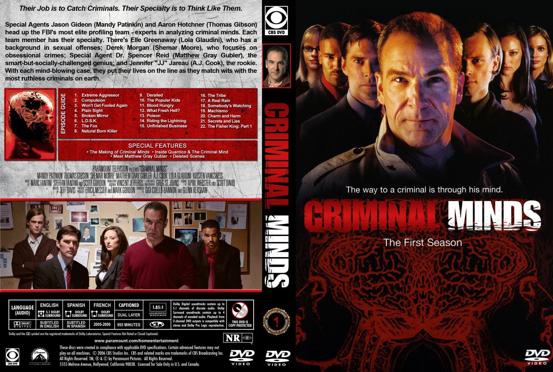 Criminal minds dvds - Mountain peak resort