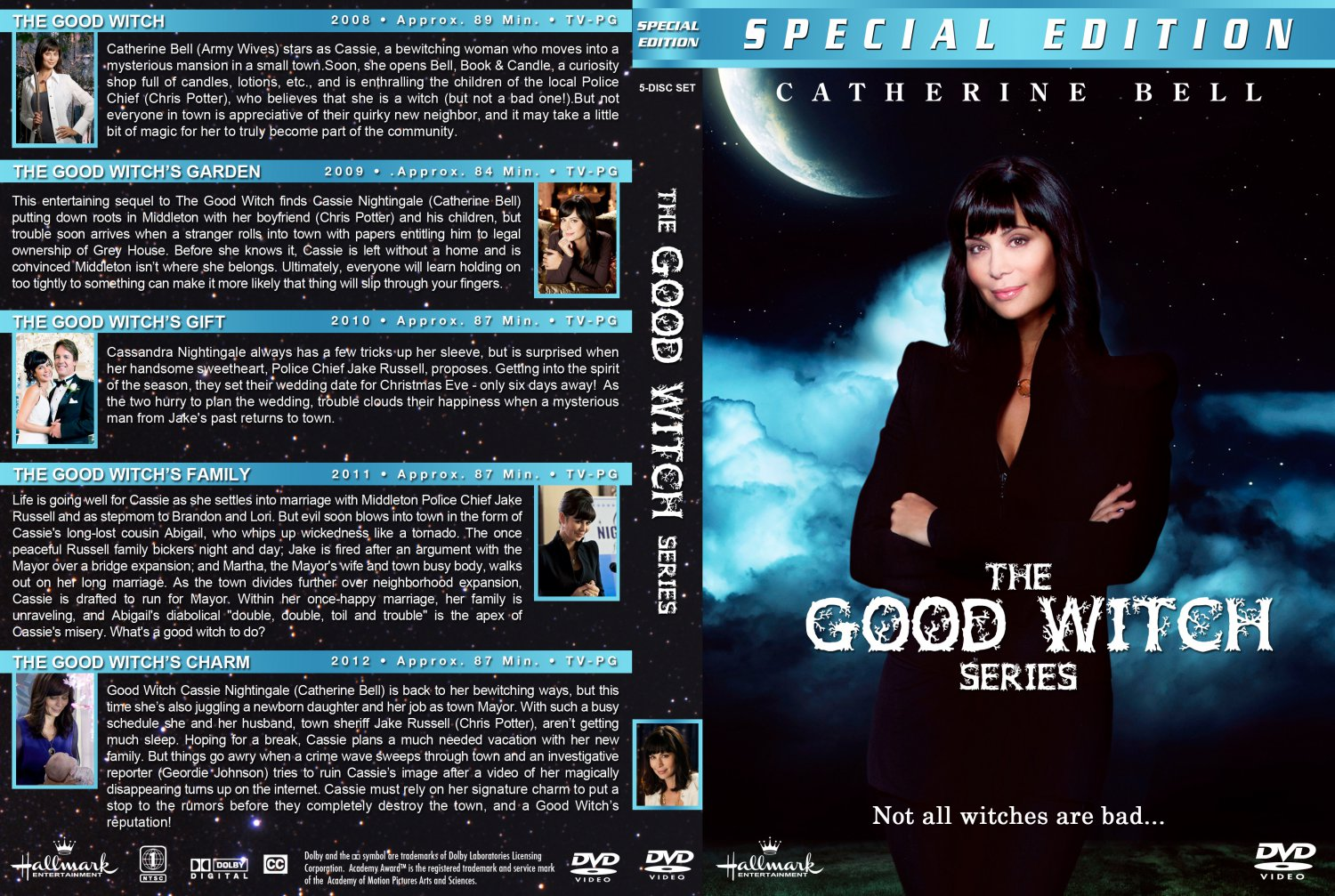 The Good Witch Series