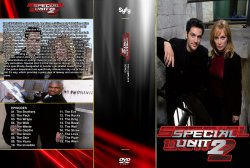 Special Unit 2 DVD Cover