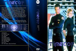 Timecop The Series DVD Cover