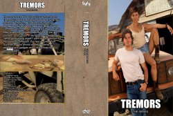 Tremors The Series DVD Cover