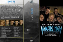 Vampire High DVD Cover