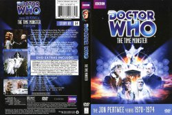 Doctor Who The Time Monster