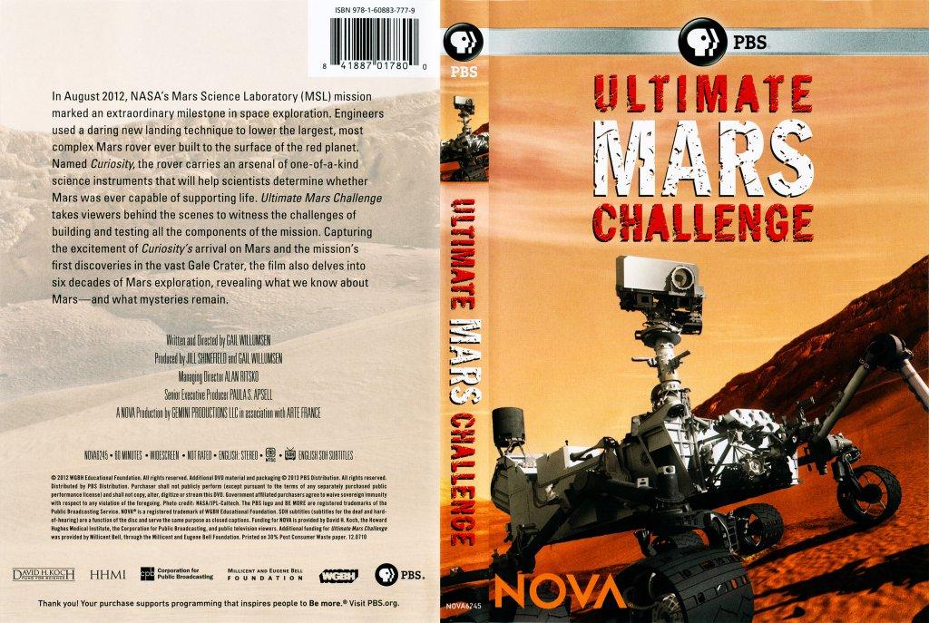 Nova Ultimate Nova Ultimate Mars Challenge