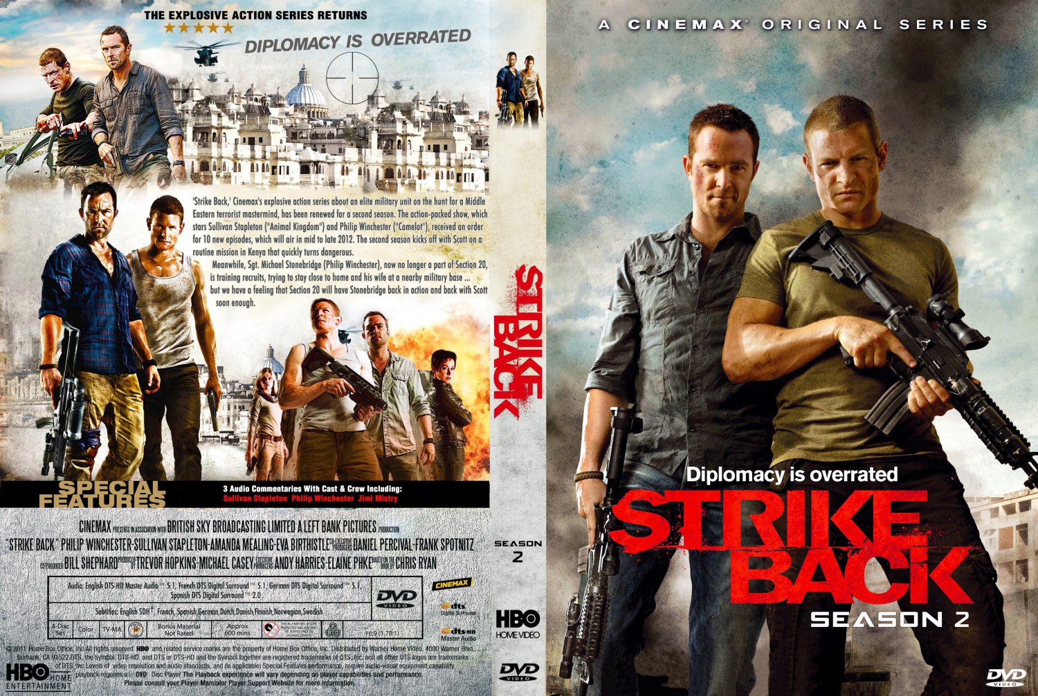 Strike back season 2 sex scenes 1