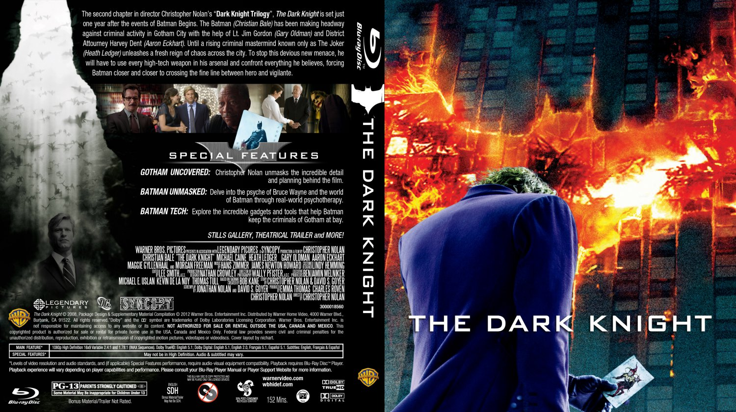 the unmasked hero an analysis of the movie the dark knight
