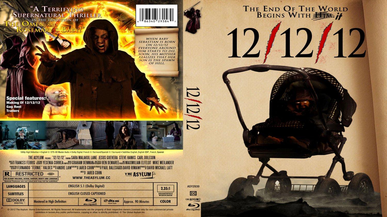 12 12 12 movie bluray custom covers 121212