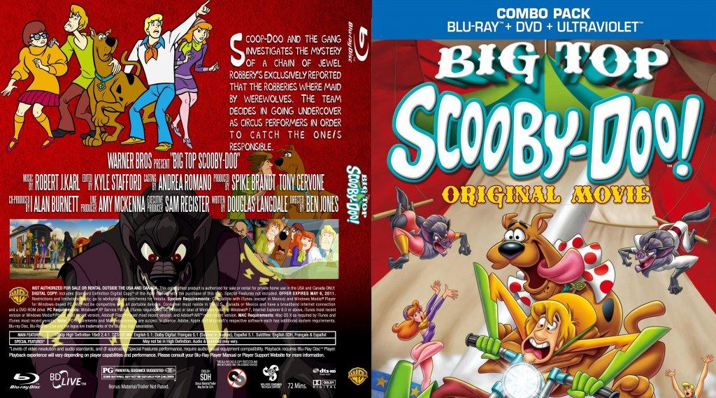 big top scooby doo full movie online free