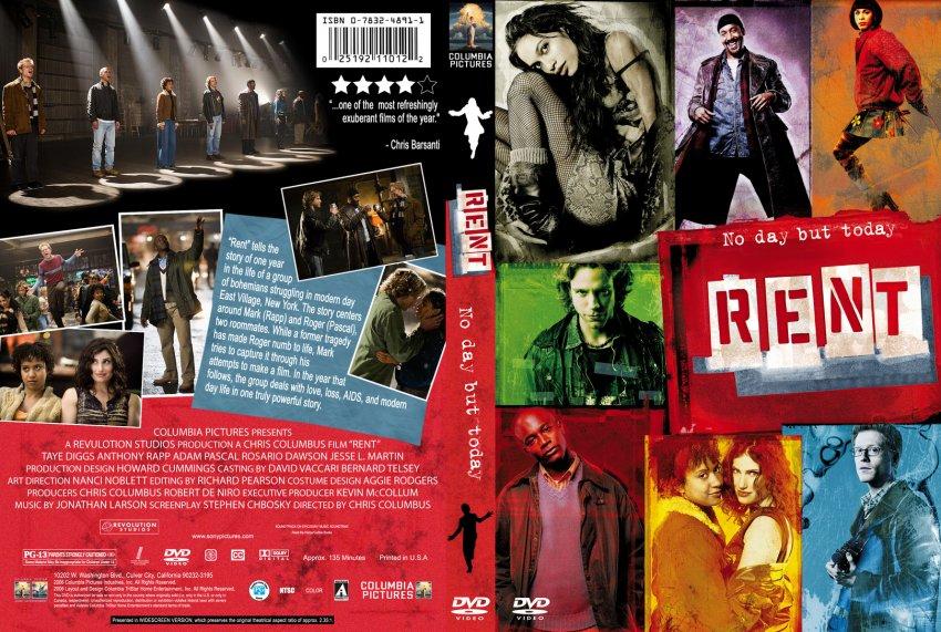 Rent movie cover