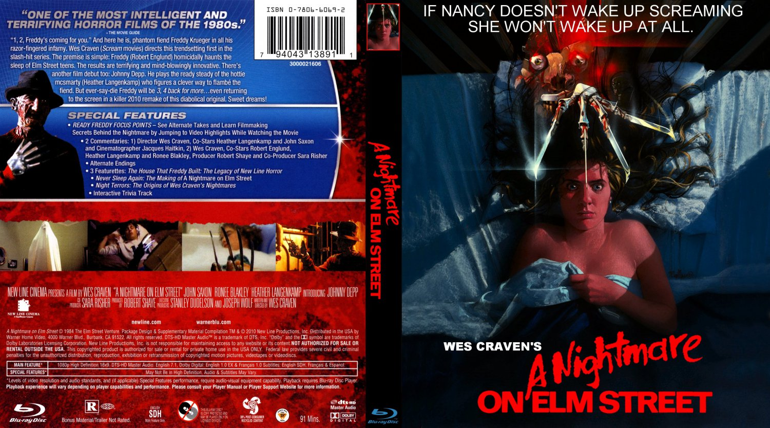 a review of the american horror film series nightmare on elm street by wes craven For wes craven, the creator of the nightmare on elm street franchise, how to reinvent a monster he watched transform the supernatural horror genre from hokey bloody d-movies into box-office winners, freddy krueger, was the challenge.