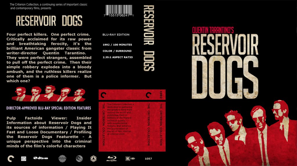 Reservoir Dogs Free Movie