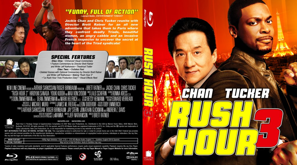 Watch Rush Hour For Free On Vumooli