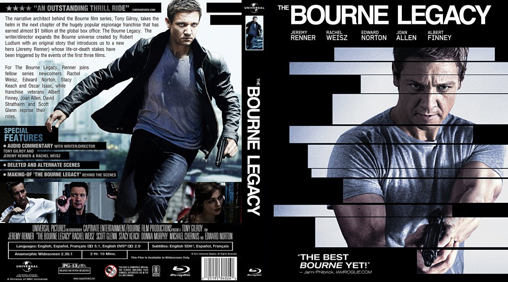 The Bourne Legacy (2012) Hindi Dubbed Movie Online