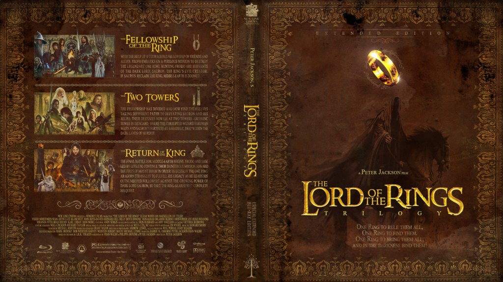 Lord Of The Ring Blu Ray Download